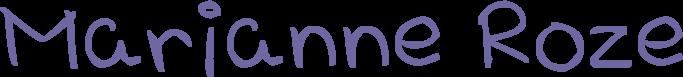 Logo Marianne Roze